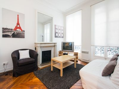 Photo for Berri apartment for 4 persons near Champs Elysées