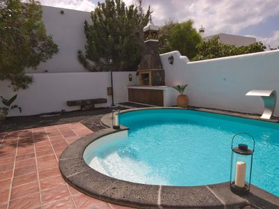 Photo for Holiday villa with private pool in Puerto del Carmen