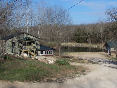 Photo for Quiet Semi-Secluded Rock Island Retreat