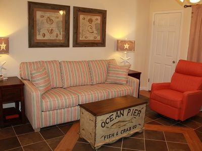 Photo for Beaches Are Back Open. Check Out Our New Rates! 2BR 2BA Condo, Sugar Sands   SB254
