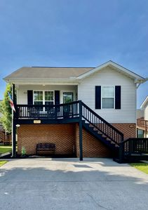 Photo for New Listing!  Haymon Hacienda 2BR/2BA Newly updated and cozy Pigeon Forge Rental