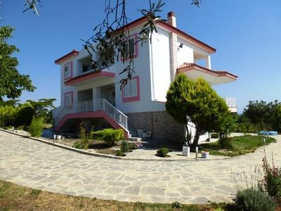 Photo for Holiday house Epanomi for 1 - 4 persons with 2 bedrooms - Holiday home