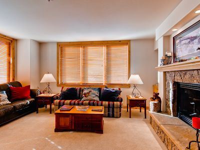 Photo for Roomy Slopeside Condo w/Onsite Pools & Hot Tubs!