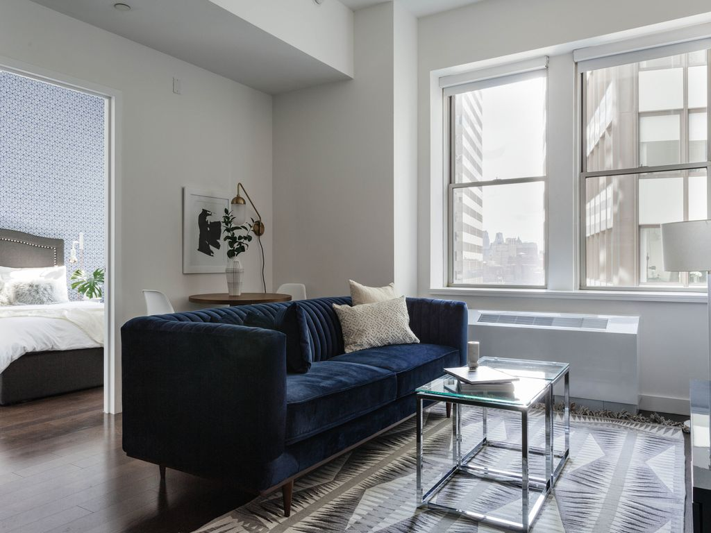 Airy 1BR in FiDi by Sonder
