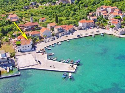Photo for Apartments Davor, (15211), Luka, Peljesac peninsula, Croatia