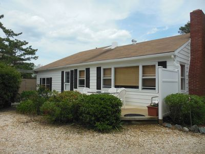 Photo for Rehoboth Bay Cottage - Bay view, family friendly,1 1/2 block walk to ocean beach