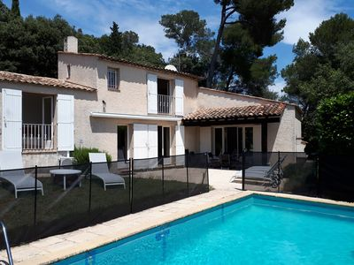 Photo for Great house for holidays on the French Riviera