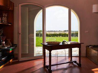 Photo for Villa Canova, surrounded by greenery with a garden for 8 people
