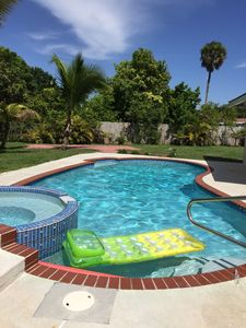 Photo for 4/2 Boca Raton Home with Heated Pool (sleeps 8)