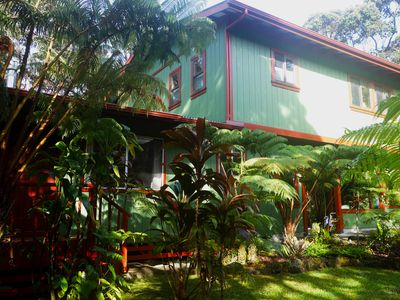 Photo for Spacious Cozy Volcano Village Country Home- 2 Miles From Volcanoes National Park