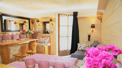 Photo for 5 * Chalet style apartment with mountain view - in Lenggries / Brauneck on the Isar