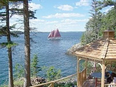 Photo for Whale Of A View, Campobello Island LOCATED DIRECTLY ON OCEAN,  3 BEDROOMS: FABULOUS VIEWS