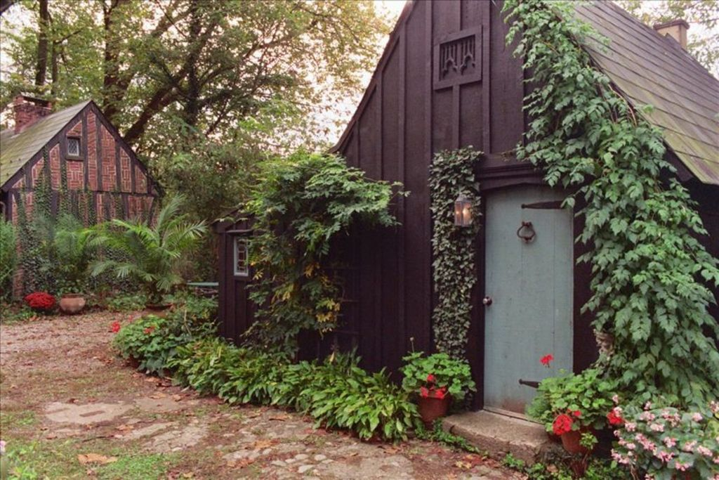 Romantic English Cottage In New Hope Pa