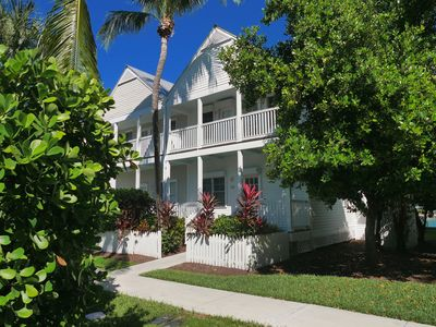 Photo for 4 BEDROOM COTTAGE VILLA IN DUCK KEY W/ DOCK BEHIND VILLA