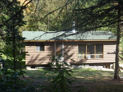 Photo for 3BR Cabin Vacation Rental in Emsdale, ON