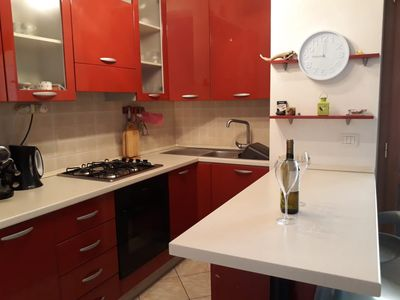 Photo for 3 Bed Apt Pizzo Vibo Valentia Calabria, Southern Italy