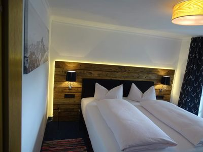 Photo for HotelApp H - 20m² / 1 room / 4pers./ Balcony - The Berghof