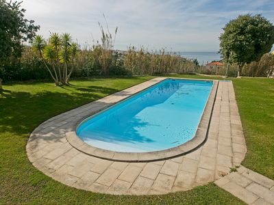 Photo for Jardins do Amaral (Pool & Sea View) For Families