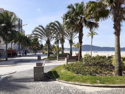 Photo for Total view of the sea 1 bed Vila Guilhermina