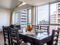 Excellent location near Lambton Quay