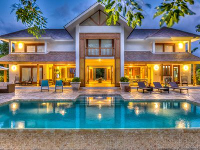 Amazing Golfview Villa just 5 minutes to the beach in Puntacana Resort & Club