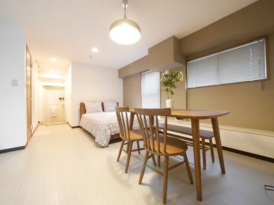 Photo for 11 Clean Spacious Apt Shinjuku-Yoyogi-Shibuya 4PAX