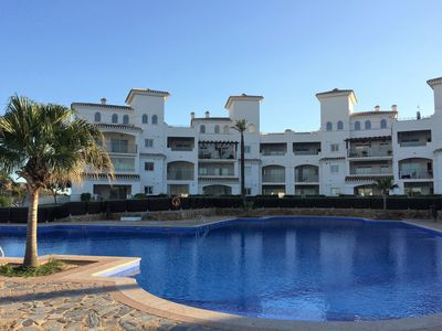 Photo for Hacienda Riquelme Resort Apartment