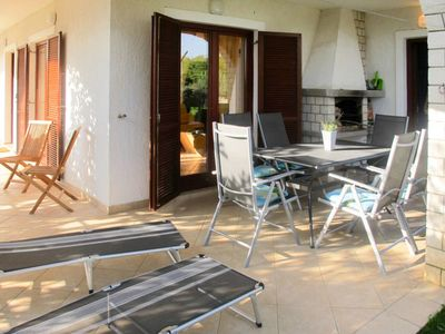 Photo for Vacation home Haus Ivano (SRD428) in Starigrad-Paklenica - 8 persons, 4 bedrooms