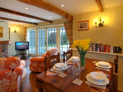 Photo for Aish Cross Holiday Cottages - The Hayloft