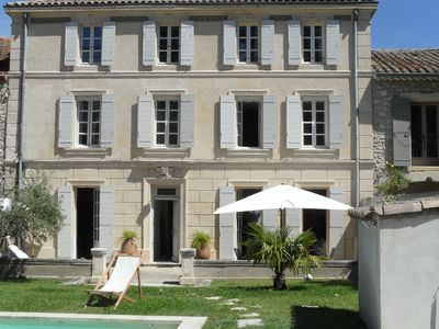 Photo for St Rémy Mansion 8/10 people 5 'to the City Centre feet