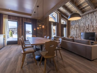 Photo for Large apartment at the foot of the Avoriaz slopes