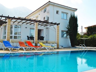 Photo for Villa Leroy sleeps 8 people with 4 bedrooms and 3 bathrooms