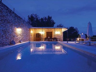 Photo for 5BR Villa Vacation Rental in SANTA EULARIA, Baleares