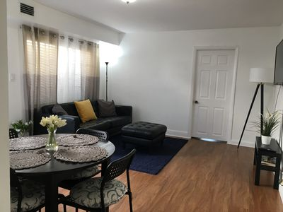 Photo for 3/1  in-laws unit near miracle mile, coral gables
