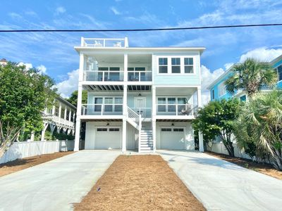 Photo for NEW! Sea Glass: Brand New Construction with Amazing Ocean Views and Rooftop Deck