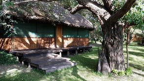 Photo for 3BR Lodge Vacation Rental in Sesheke -on M10 50 miles /80 km north, Western Province