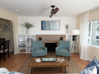 Photo for Sunset Hideaway - Luxury living, steps from the water, top of line furnishings
