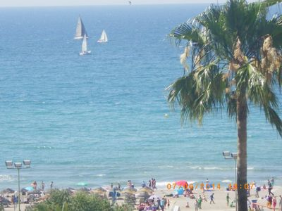 Photo for 90-sq.m rental, marina of Benalmádena, bars, restaurants, transport, and shops.