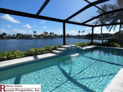 Photo for 419 Spinnaker; Beautiful 6 Bedroom House; short walk to Tigertail Beach! Wide water view