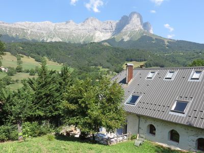 Photo for Large 18th century farm, in the heart of the Vercors, 18 pers, ideal for 2 or 3 families.