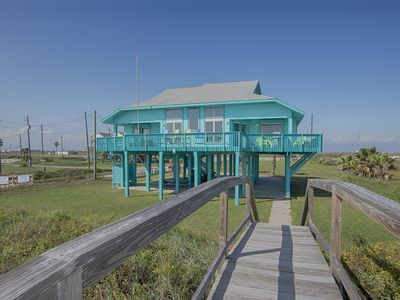 Photo for Luxurious Galveston Beachfront Property with Breath-taking Views of the Gulf