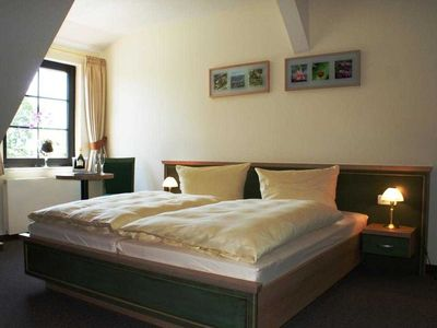Photo for Double Room Roadside - Hotel & Restaurant Am Peenetal