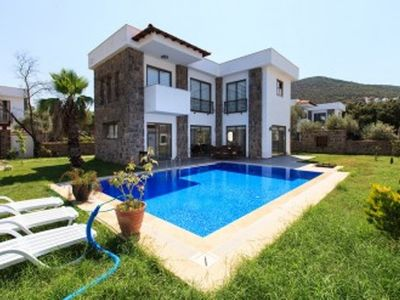 Photo for Bodrum Torba Villa With Private swimming Pool and Garden For Summer Rent 29645