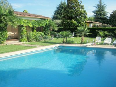 Photo for Modern Villa in Lazise with Private Pool