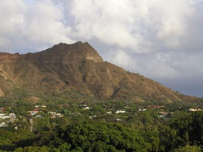 Photo for Waikiki Retreat - Diamond Head View