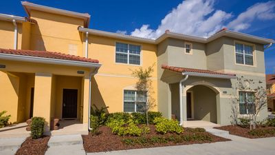 Photo for Book and stay at this Disney 4 bed town house in Paradise Palms Resort