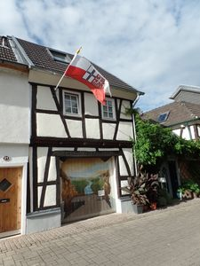 Photo for Comfortable apartment **** in the old town of Ahrweiler on Rotweinwanderweg