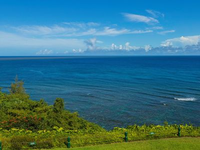 Photo for Gorgeous Unobstructed Ocean Front Condo/Princeville