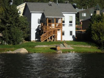 Comforts of home, close to Denver, many ski areas, lots of summer activity, WiFi