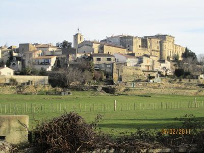 Photo for 4 rooms 6 pers villa in the center of the small Camargue - 4 Rooms 6 people
